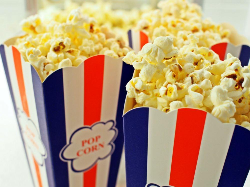 Popcorn-bileet