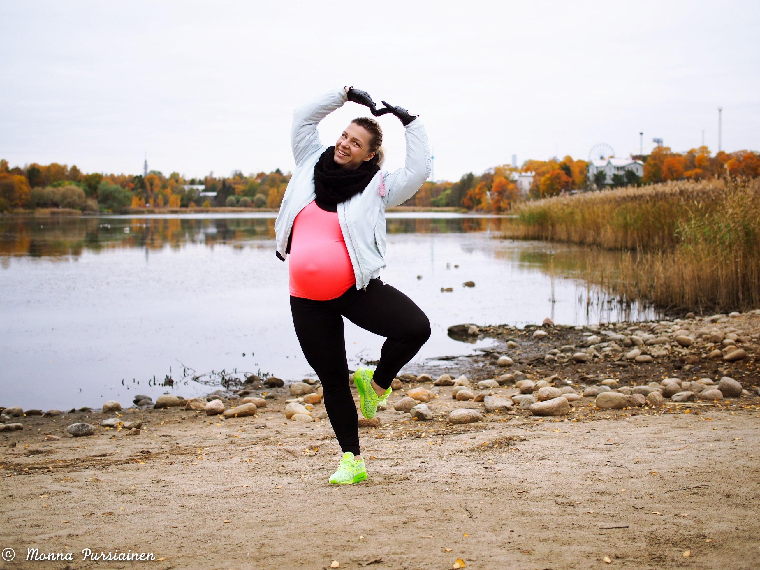 Miten palauduin raskaudesta?