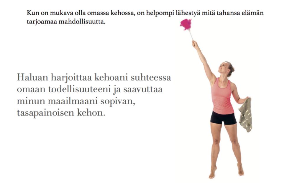 Body Up - Marja Putkisto