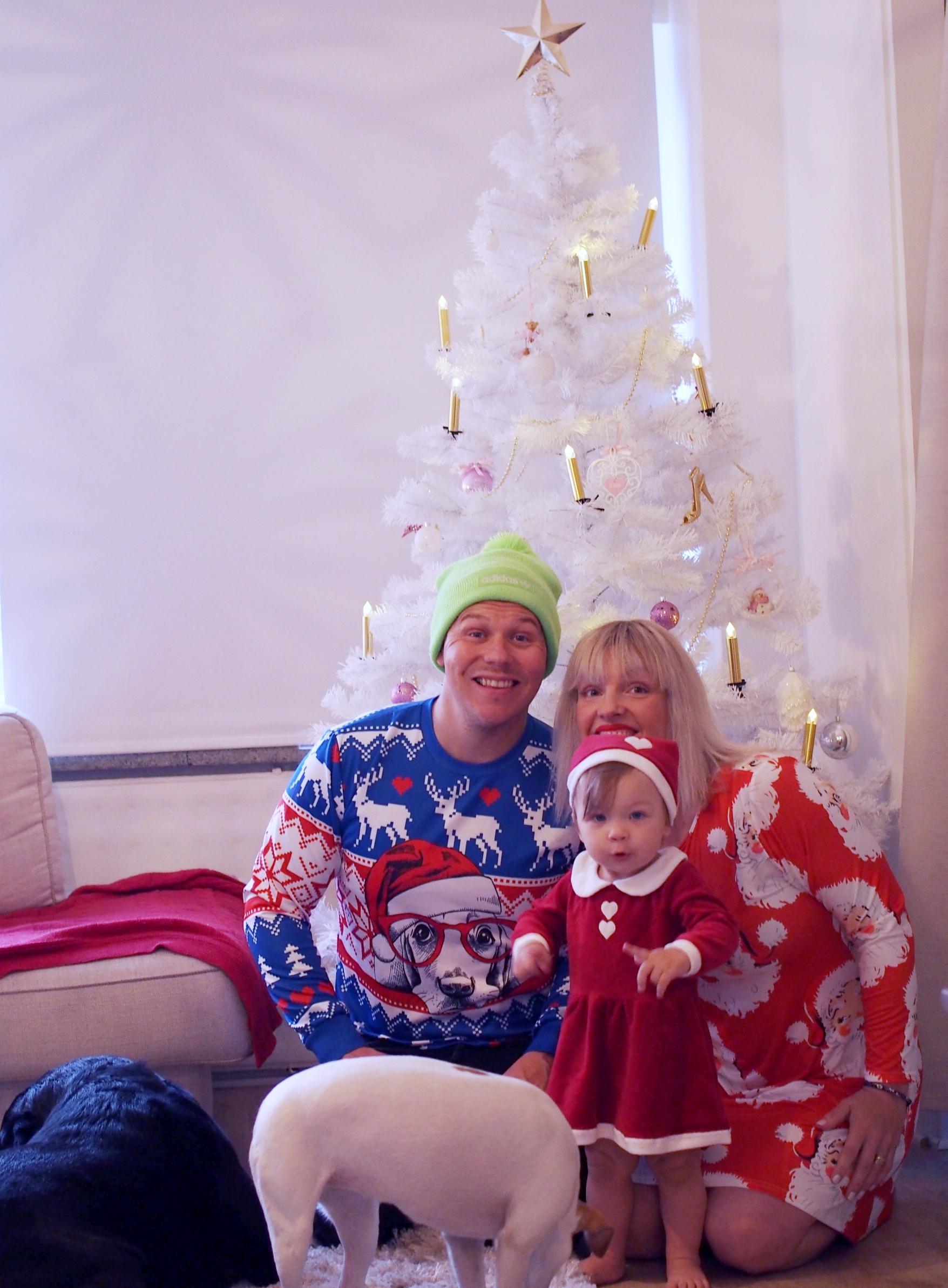Hyvän joulun toivotus!