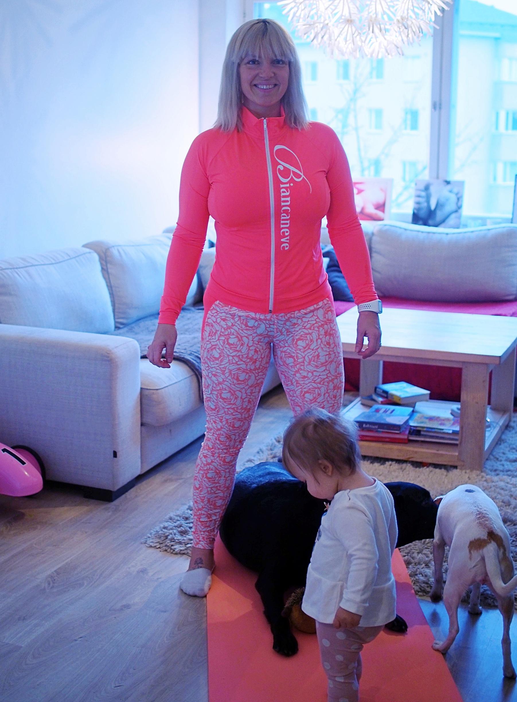 Kotitreeni - sula mahdottomuus koira- ja lapsiperheessä?