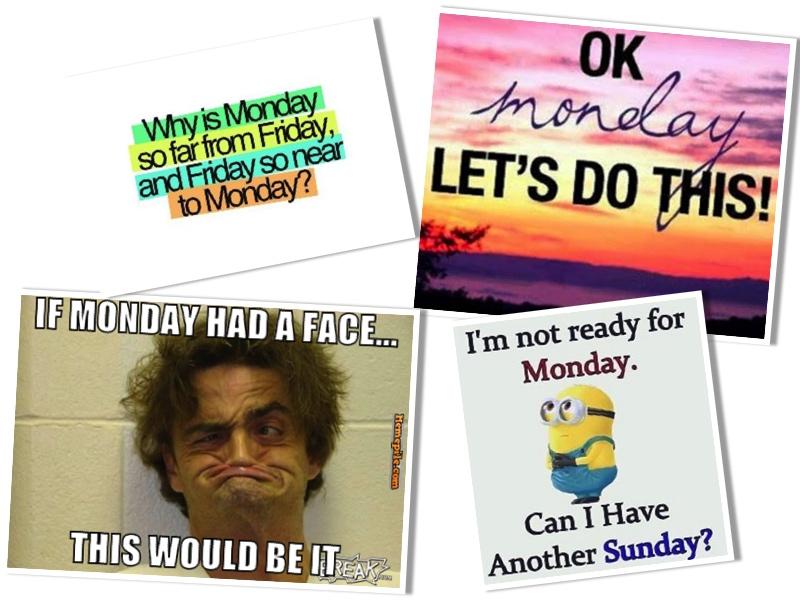 Miksi maanantai on toista päivää huonompi?