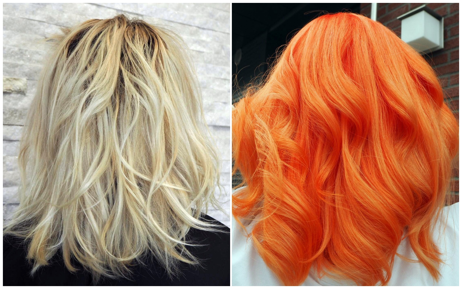 Blondista punapääks!