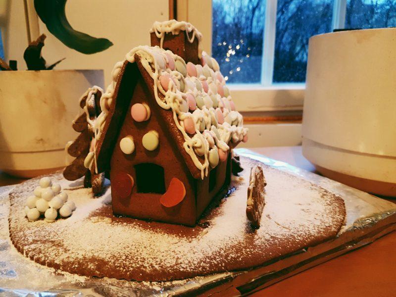 Nyt saa suunnitella joulua!
