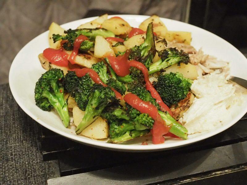 Viikon 11 ruokapäiväkirja - uusi ja parempi elämä
