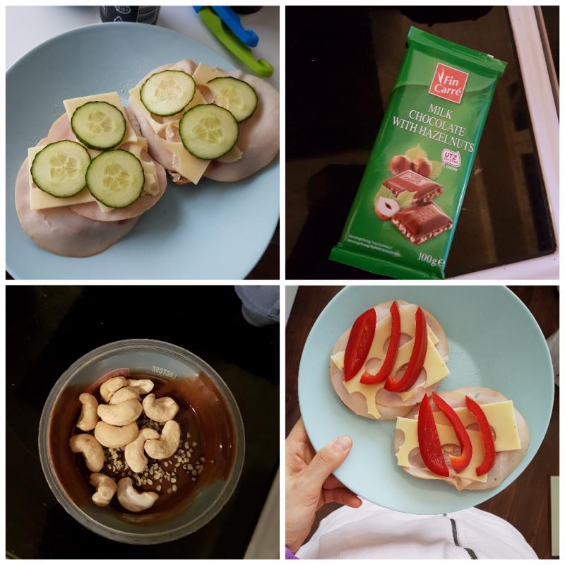 viikon 10 ruokapäiväkirja