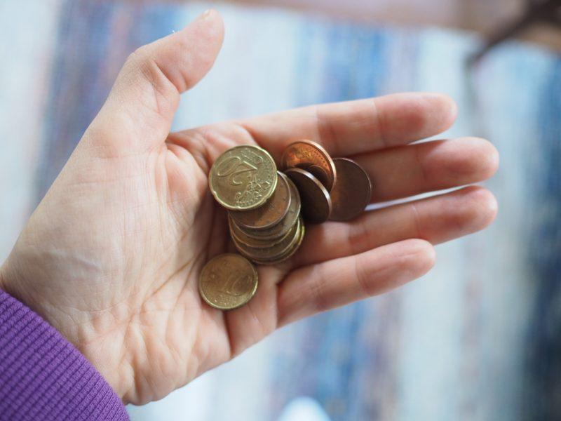 Paljonko ja mihin rahaa kului viime viikolla?
