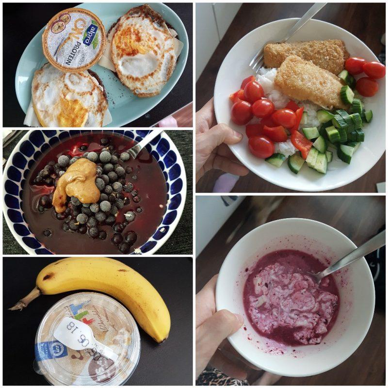 viikon 22 ruokapäiväkirja