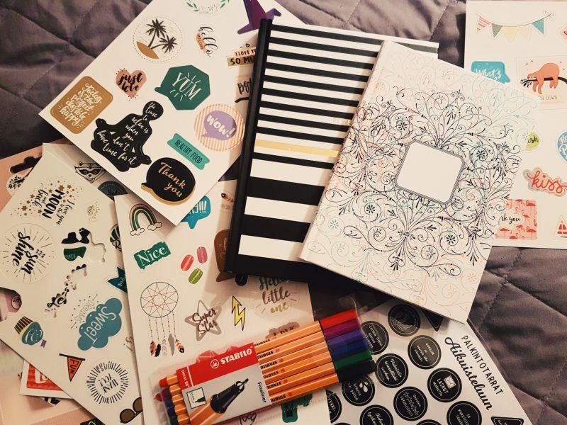 Perhanan pikkuostokset (eli rahapäiväkirja viime viikolta)