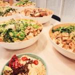 Viikon 44 ruokapäiväkirja - homma haltuun