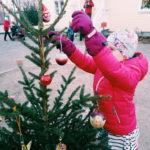 Joulun odotusta Suutarilan tonttupolulta