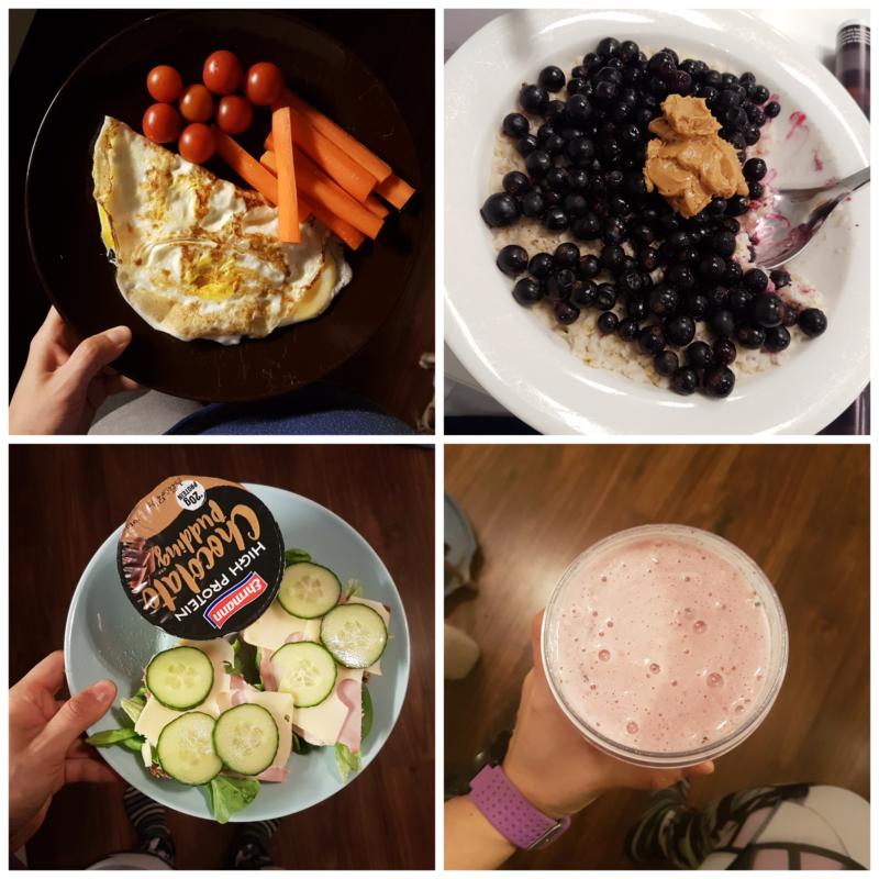 viikon 47 ruokapäiväkirja