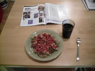 Cooking with Metallisydän