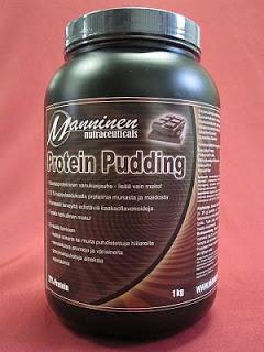 Protein Pudding alessa!