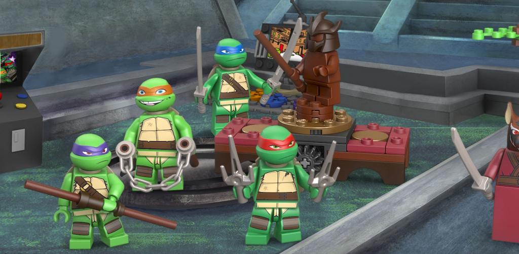 LEGO - lasten ja aikuisten suosikki