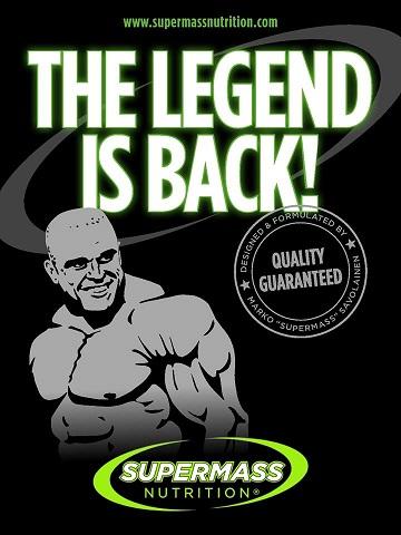 legend is back