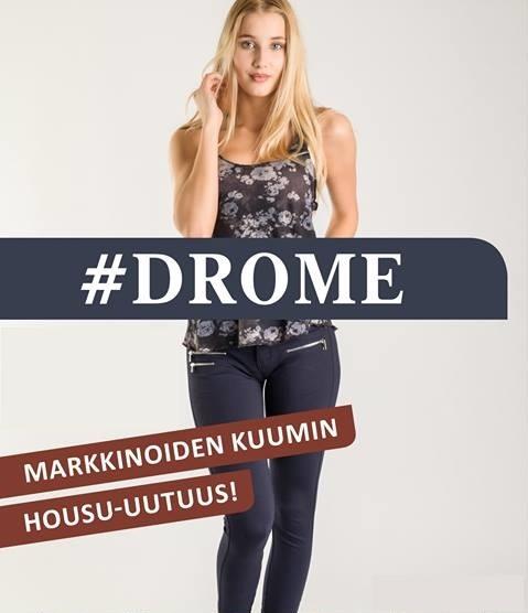 Metallisydän testaa: Drome-housut!