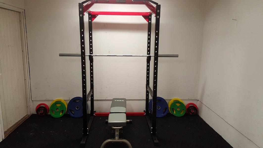 Metallisydän-Gym muuttaa, kasvaa ja kehittyy