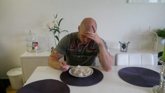 Missä vika kun riisi ei maistu?