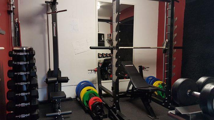 Metallisydän Gym