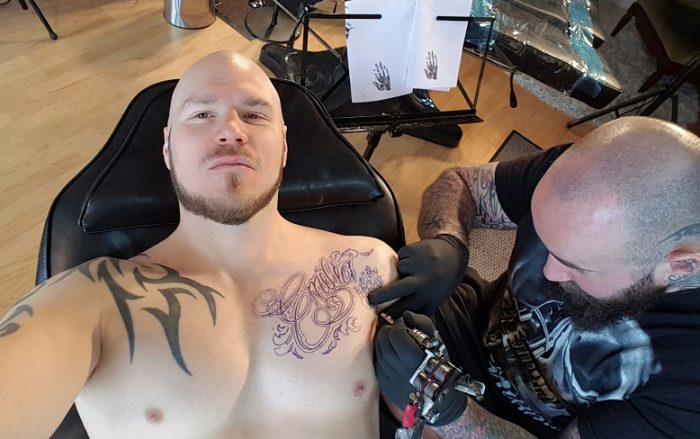 Tatuointini ja tarinat niiden taustalla