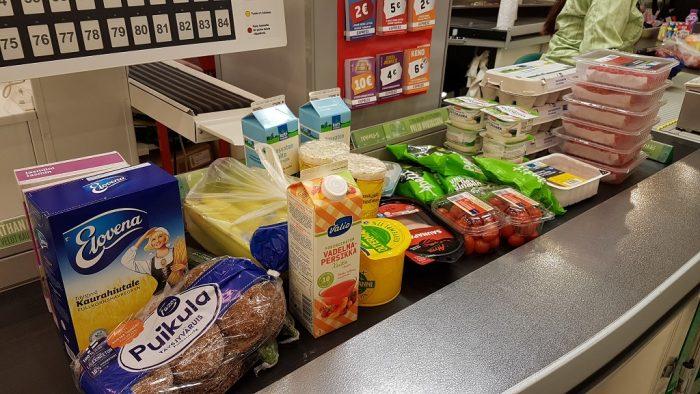 Kuinka paljon terveellinen dieettiruoka maksaa?