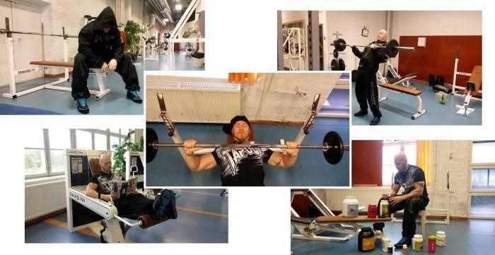 treenaajatyypit