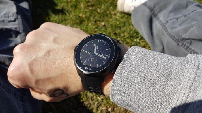 Suunto Spartan Wrist HR kokemuksia