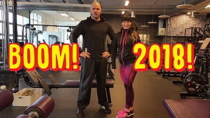 Ensi vuonna räjähtää!