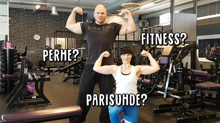 Fitness, perhe ja parisuhdetreenaaminen
