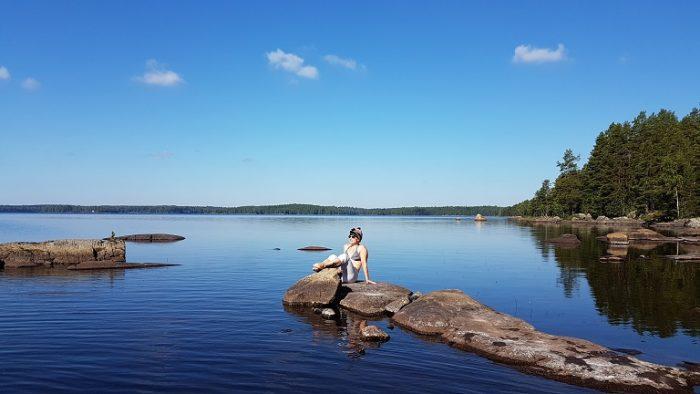 Suomen kesä parhaimmillaan