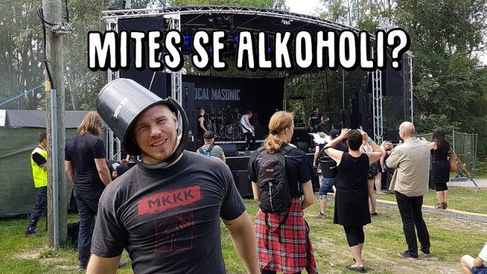 Mites se alkoholi?