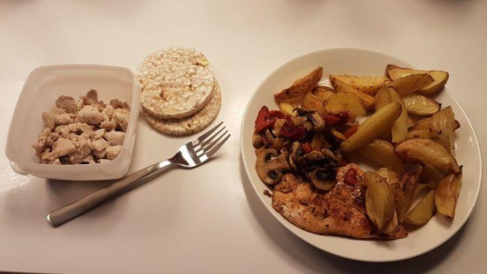 Sarin dieetti alkoi, miten on Jarin ruokavalion laita?