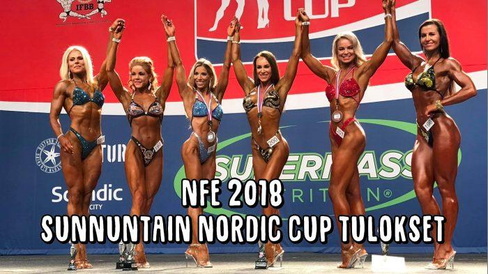 NFE 2018 - Sunnuntain Nordic Cup tulokset!