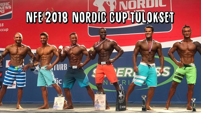 NFE 2018 - Lauantain Nordic Cup tulokset!