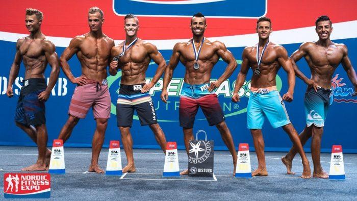 Nordic Fitness Expo 2018 - Perjantain tulokset!