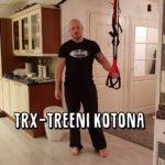 TRX-treeni kotona (tai missä vaan)