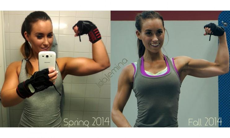 Rasvat veks ja lihasta tilalle - 2014 muodonmuutokseni