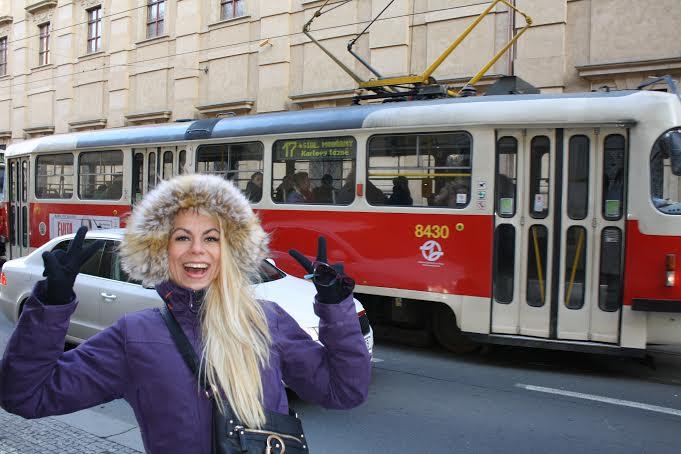 Troubäkkii viime kevään Prahan reissuun!