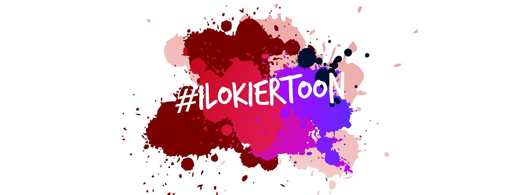 #ILOKIERTOON Hyväntekeväisyyskampanja