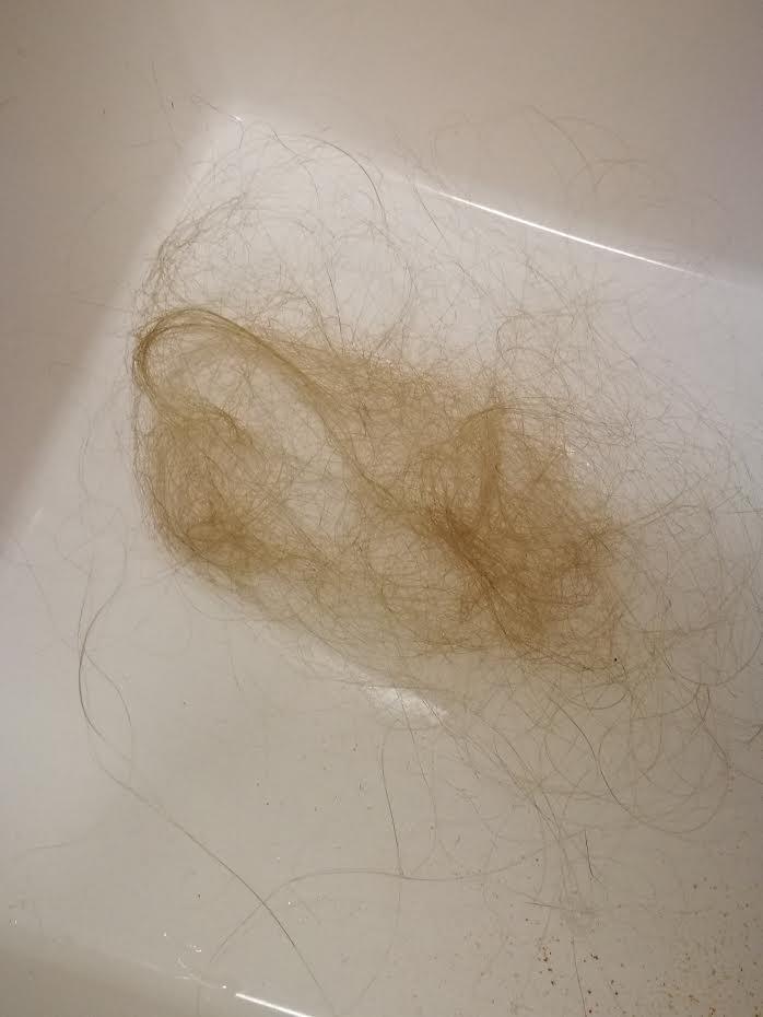 Kun tukka paskaksi meni