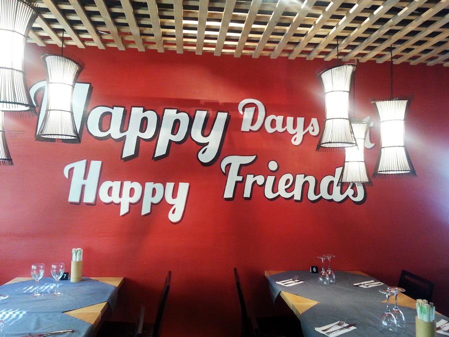 """Brunssivinkki """"Hesasta"""", Happy Friends"""