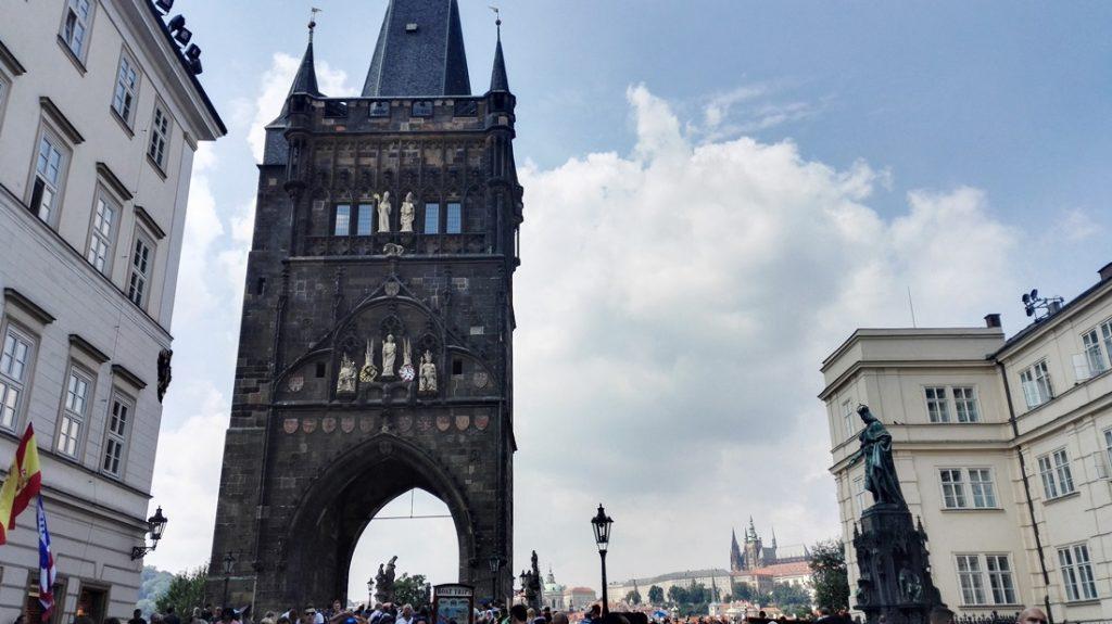 Praha jo kolmatta kertaa mun silmin