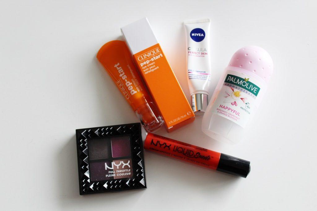 Kosmetiikkatärpit x 5