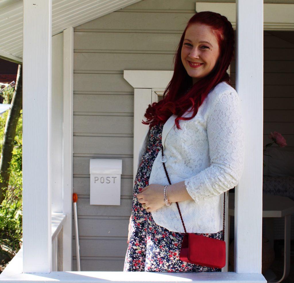 raskaus ja painonnousu