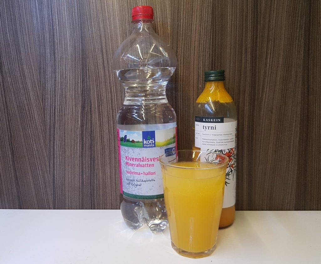 C-vitamiinipommi x 2!