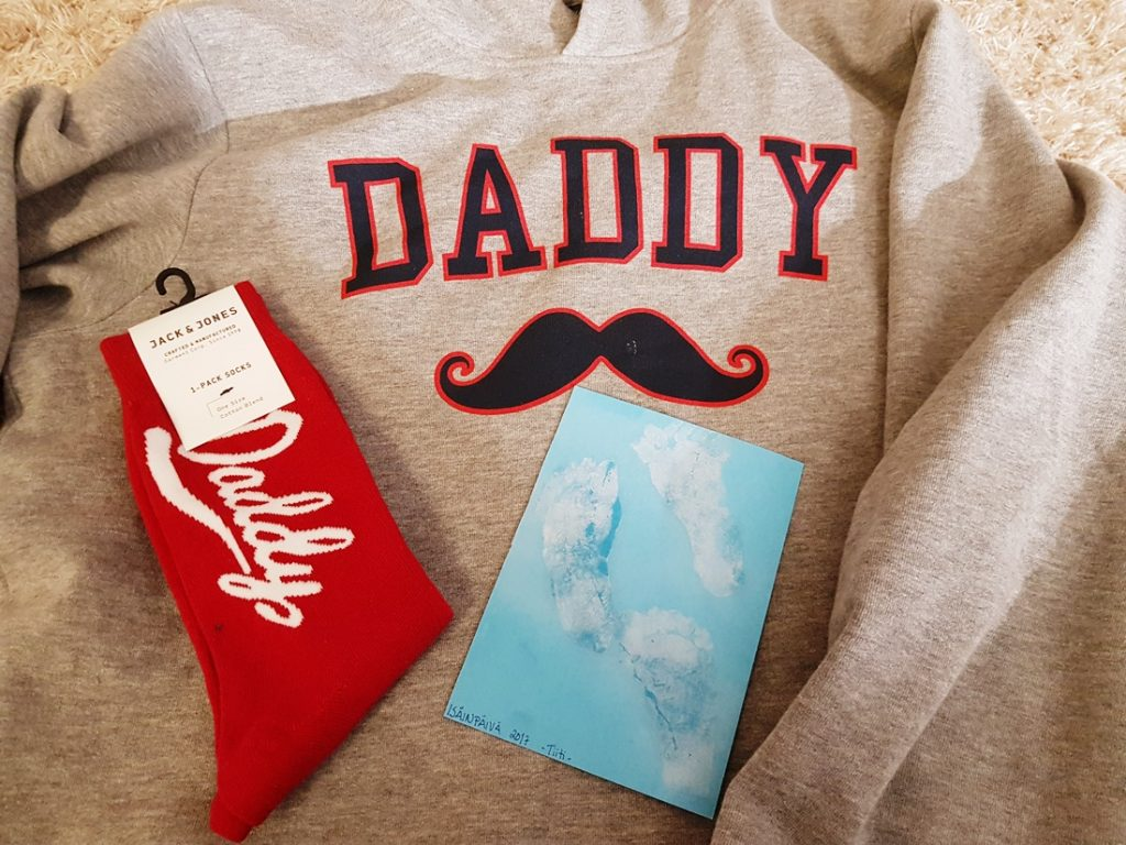 ensimmäinen isänpäivä