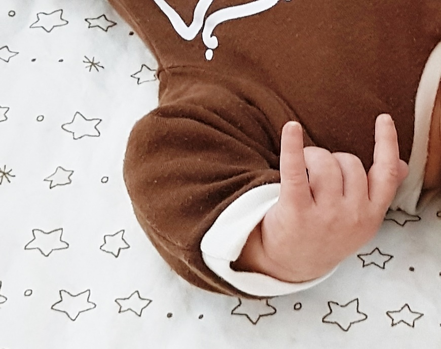 kolmas vauvaviikko