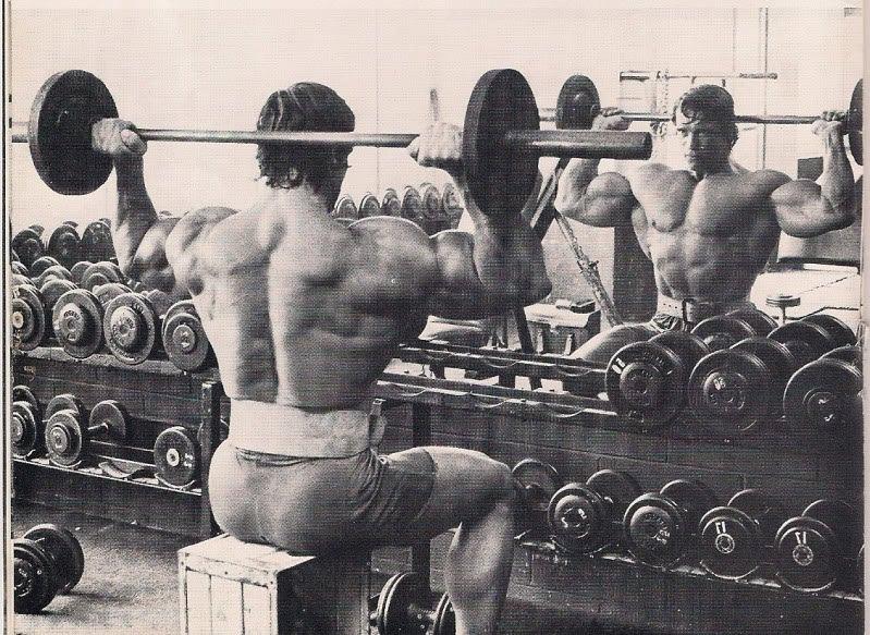 Arnoldin Kultainen kuusikko -treeniohjelma