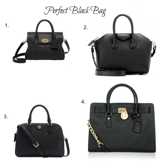 WANTED: Perfect Black Bag